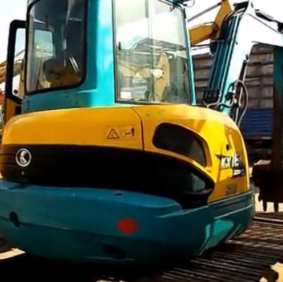久保田KX161-3SS挖掘机
